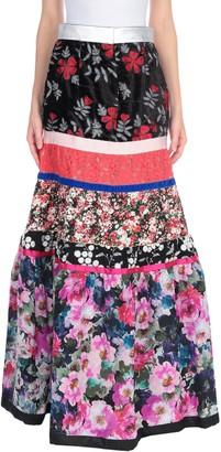 RONALD VAN DER KEMP Long skirts