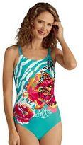 Women's Amoena Madagascar Floral One-Piece Swimsuit