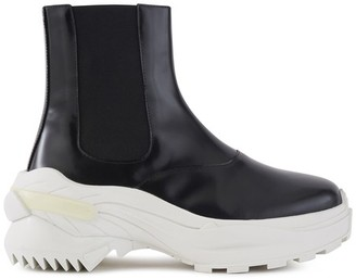 Maison Margiela Oversize sole ankle boots