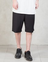3.1 Phillip Lim Zipper Pockets Elastic Band Shorts