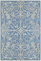 Couristan Summer Quay Indoor/Outdoor Rectangular Rug