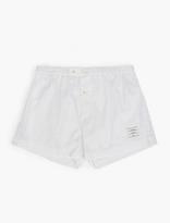 Thom Browne White Cotton Boxer Shorts