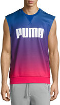 Puma Sleeveless Ombre Running Top, Surf the Web