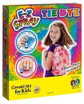 Creativity For Kids E-Z Spray Tie Dye