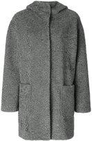 Vanessa Bruno oversized hood coat