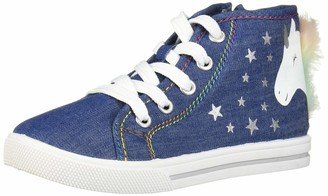 Carter's Girl's Bette High-Top Sneaker