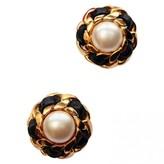 Chanel Baroque Other Metal Earrings