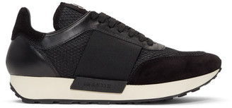 Moncler Black Horace Sneakers