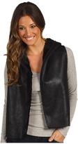 C&C California Hoodie Vest (Black) - Apparel