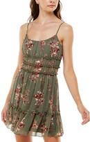 Thumbnail for your product : Trixxi Juniors' Emma Ruffled Dress