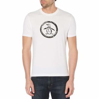Original Penguin Circle Logo Tee