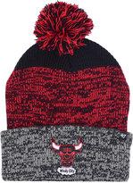 '47 Chicago Bulls Black Static Pom Knit Hat