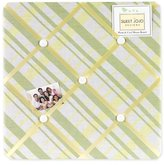 JoJo Designs Leap Frog Fabric Memory/Memo Photo Bulletin Board by Sweet