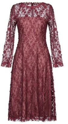 Tadashi Shoji 3/4 length dress
