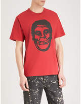 Obey x Misfits Teenagers From Mars cotton-jersey T-shirt