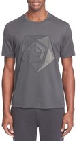 Z Zegna Flocked Graphic T-Shirt