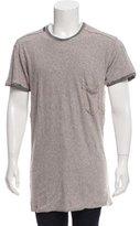 Dolce & Gabbana Short Sleeve Crew Neck T-Shirt