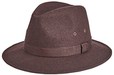 John Lewis Wool Ambassador Hat, Brown