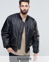Reclaimed Vintage Ma1 Bomber Jacket
