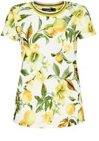 Hallhuber Lemon print T-shirt