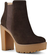 Nine West Idelle Chelsea Platform Booties