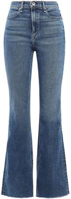 Rag & Bone Faded High-rise Flared Jeans
