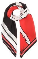 Givenchy écharpe En Soie Bambi©