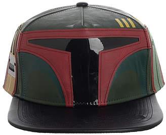 Bioworld Men's Baseball Caps - Star Wars Green & Red Boba Fett Baseball Cap