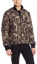 Victorinox Men's Montreux Camouflage Liner Jacket
