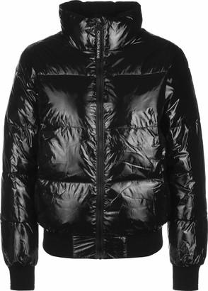 Calvin Klein Jeans Women's Shiny Puffer Jacket