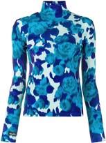 Richard Quinn patterned jumper