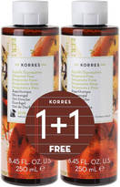 Korres Limited Edition 1 + 1 Bergamot Pear Shower Gel 250ml