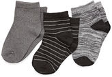 Cuddl Duds Crew Sock- Boys Toddler