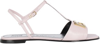 Givenchy Mystic T-Bar Sandals