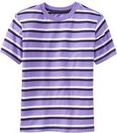 Old Navy Boys Striped Crew Tees