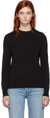 A.P.C. Black Caroline Pullover