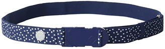 Puma Ultralite Stretch Belt (Peacoat) Women's Belts