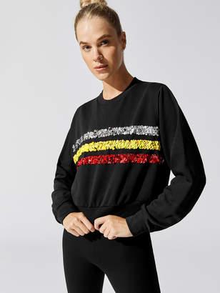 NO KA 'OI No Ka'oi Rush Sweater With Embroidery