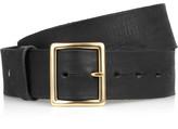 by s.miller Jane buckle-fastening leather belt