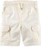 Carter's Cotton Cargo Shorts, Toddler & Little Boys (2T-7)
