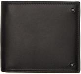 Valentino Garavani Valentino Black Mini Rockstud Wallet