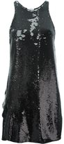 Vionnet sequin mini dress