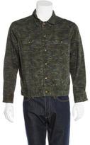Rag & Bone Digital Camouflage Jacket