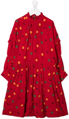 Bobo Choses Graphic Print Dress