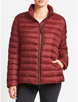 Gerry Weber Quilted Jacket, Barolo