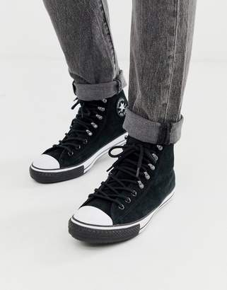 Converse Chuck Taylor waterproof in black