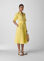 Alicia Tie Textured Dress