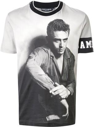 Dolce & Gabbana Dean print T-shirt