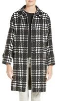Marc Jacobs Women's Tech Diamond Check Coat