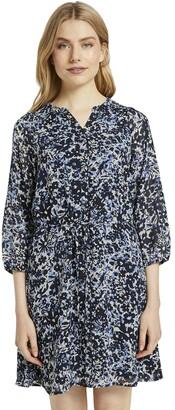 Tom Tailor Women's Chiffon Casual Dress